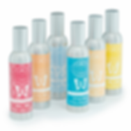6 Scentsy Room Sprays