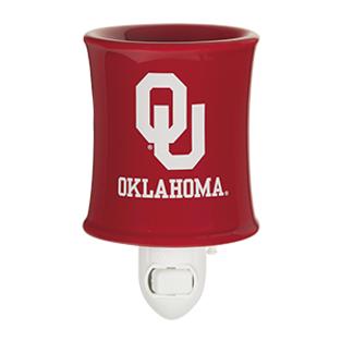 Oklahoma State Scentsy Mini Warmer