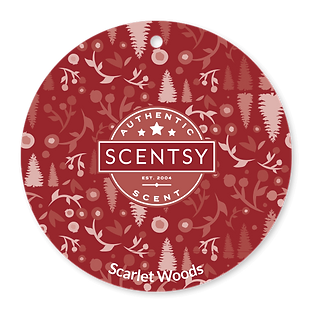 Scarlet Woods Scent Circle