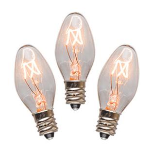 15 Watt Scentsy Light Bulbs 3 Pack