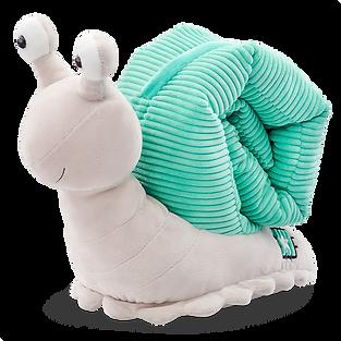 Sia the Snail Scentsy Buddy