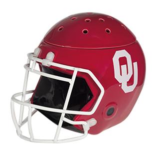 University of Oklahoma Football Helmet Scentsy Warmer