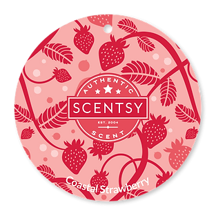 Coastal Strawberry Scent Circle