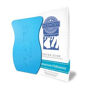 Honeymoon Hideaway Dryer Disk