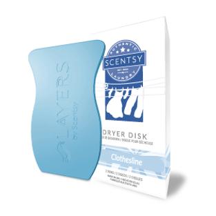 Clothesline Dryer Disks