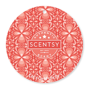 Let's Get Punchy Scent Circle