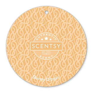Skinny Dipping Scent Circle
