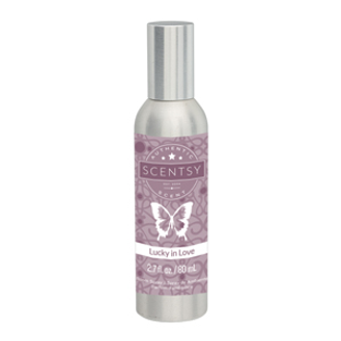 Lucky in Love Scentsy Room Spray
