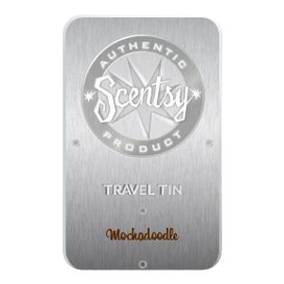 Mochadoodle Scentsy Travel Tin