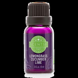 Lemongrass Cucumber Lime 100% Natural Oil