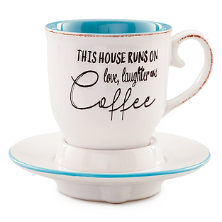 Love, Laughter, Coffee Scentsy Warmer
