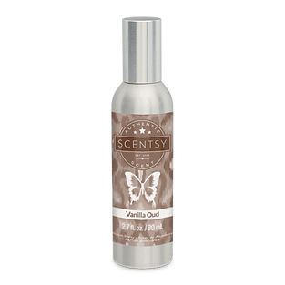 Vanilla Oud Scentsy Room Spray