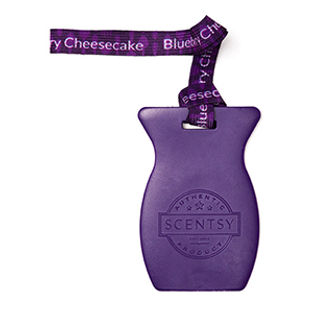 Blueberry Cheesecake Scentsy Car Bar