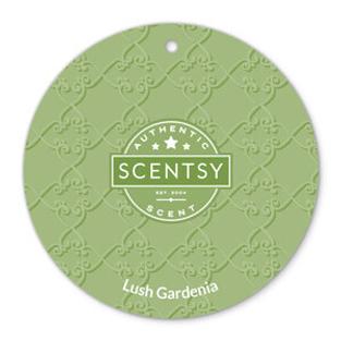 Lush Gardenia Scent Circle