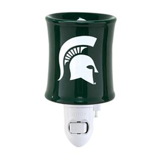 Michigan State Scentsy Mini Warmer