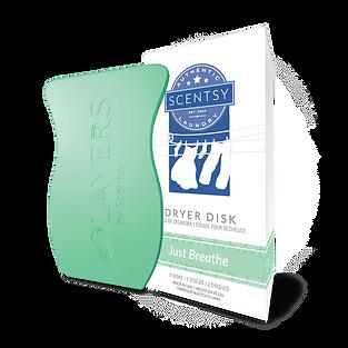Just Breathe Dryer Disk