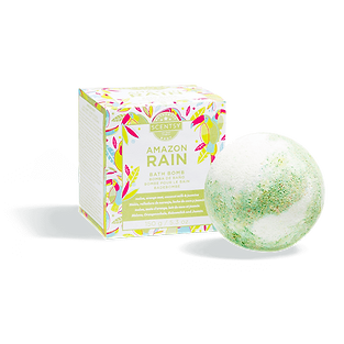 Amazon Rain Scentsy Bath Bomb