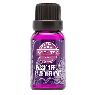 Passion Fruit Bamboo Flower 100% Natural Oil