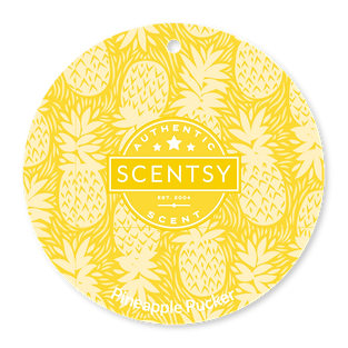 Pineapple Pucker Scent Circle