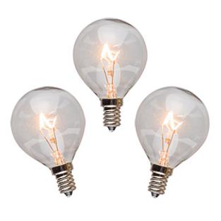 25 Watt Scents Light Bulb 3 Pack
