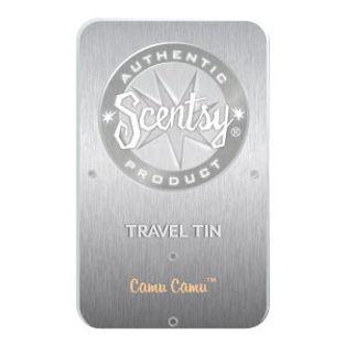 Camu Camu Scentsy Travel Tin