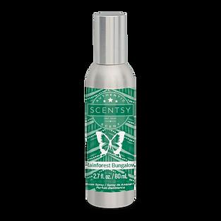 Rainforest Bungalow Scentsy Room Spray