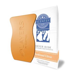 Sunkissed Citrus Dryer Disk