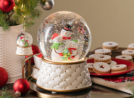 Scentsy Snow Globe Warmer
