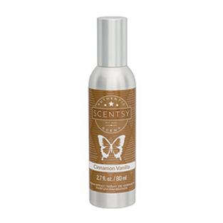 Cinnamon Vanilla Scentsy Room Spray