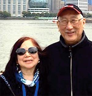 Cynthia & Abraham Chong