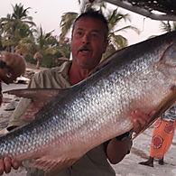 la pêche au rapalas en Casamance