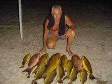pêcher au Sénégal la carpe