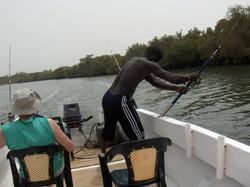pêcher a katakalousse
