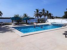 vacance cap skirrng piscine du katakalousse
