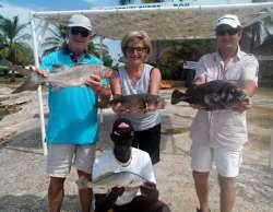 Souvenir de pêche avec Moussa et Tonny au Katakalousse