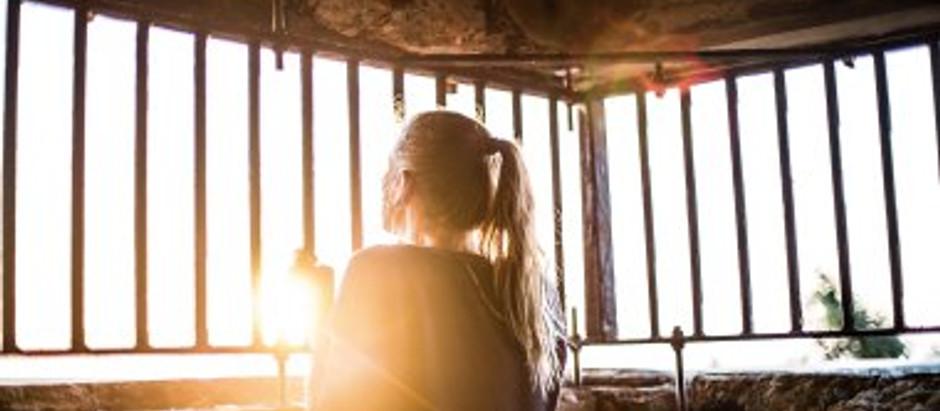 Caged, But Still Singing| By Chelsea Verdin