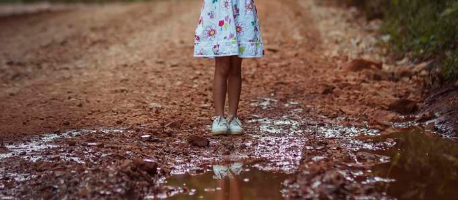 Walking With Child Like Faith| By Bethany Anding