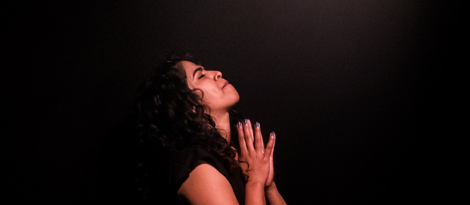 Healing Comes in Desperation|By Jasmine Beard