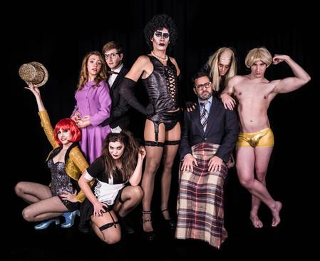 Foto elenco Rocky Horror Madness Show