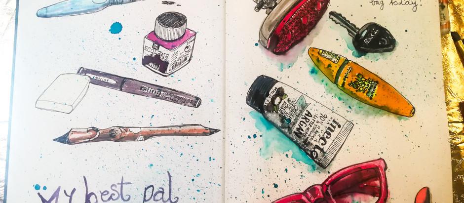 Drawing, drawing, drawing
