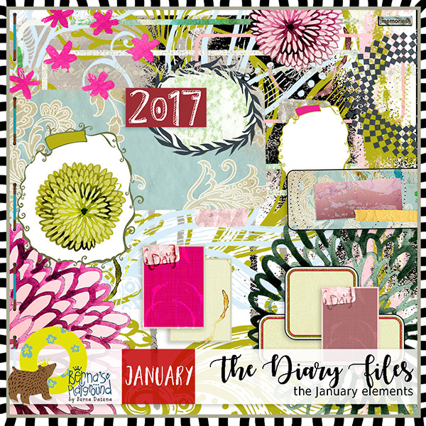the January elements