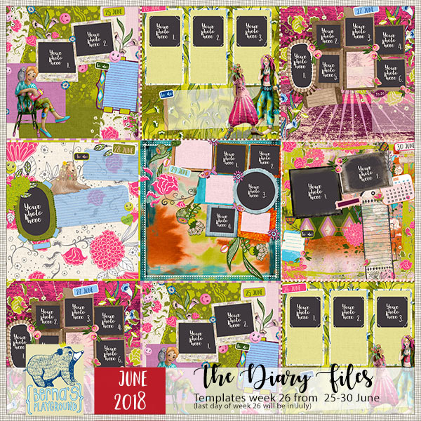 TDF18 - June - templates week 26