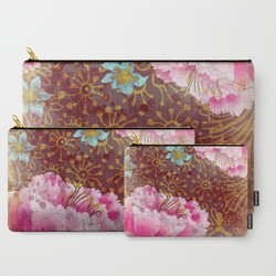 Blooming Paradise - pouches