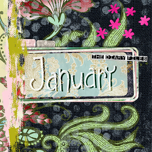 The front pagefor January