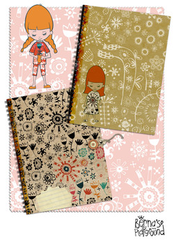 little notebooks
