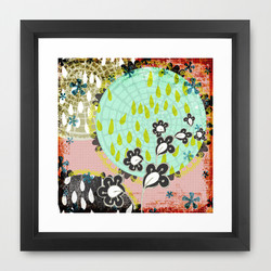 Wall art at Society6