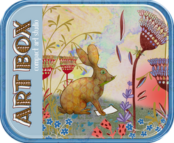 Big hare Art box