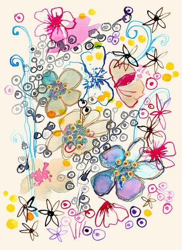 floralprint-withsequencesandbeadsbeige-1