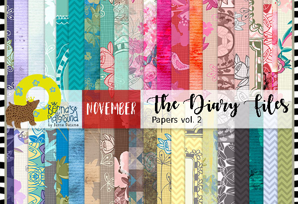 The Diary Files for November