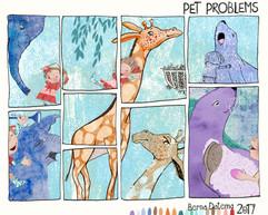 Children's book for portfolio